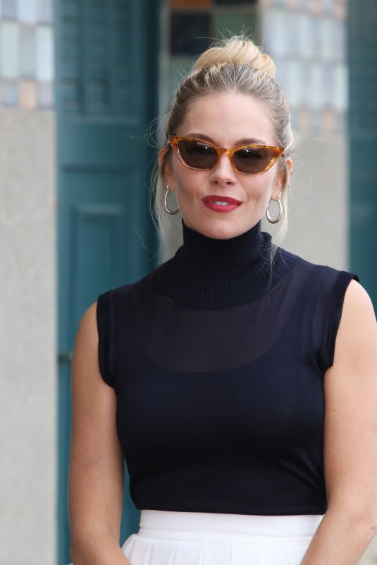 SIENNA MILLER at 45th Deauville American Film Festival 09/11/2019