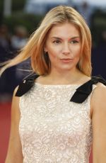SIENNA MILLER at American Woman Premiere at 2019 Deauville American Film Festival 09/11/2019