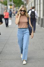 SIENNA MILLER Out and About in New York 09/09/2019