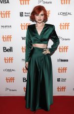 SIERRA MCCORMICK at The Vast of Night Premiere at 2019 Toronto International Film Festival 09/12/2019