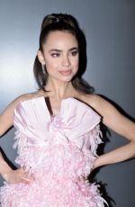 SOFIA CARSON at Giambattista Valli Show at Paris Fashion Week 09/30/2019
