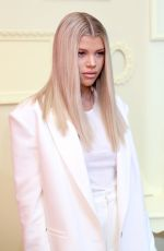 SOFIA RICHIE at Alice + Olivia by Stacey Bendet Fashion Show in New York 09/09/2019