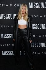 SOFIA RICHIE at Sofia Richie x Missguided Launch in West Hollywood 09/18/2019