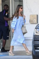SOFIA VERGARA Out and About in Beverly Hills 09/13/2019