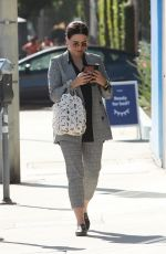 SOPHIA BUSH Out Shopping in West Hollywood 09/12/2019