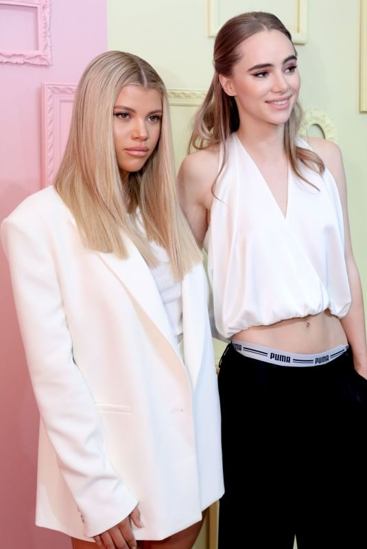 SOPHIA RICHIE and SUKI WATERHOUSE at Alice + Olivia by Stacey Bendet Fashion Show in New York 09/09/2019
