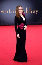 SOPHIE MCSHERA at Downton Abbey Premiere in London 09/09/2019