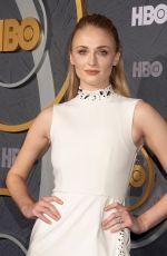 SOPHIE TURNER at HBO Primetime Emmy Awards 2019 Afterparty in Los Angeles 09/22/2019