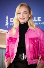 SOPHIE TURNER at The Heavy Photocall at 45th Deauville American Film Festival 09/07/2019