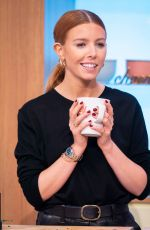 STACEY DOOLEY at Sunday Brunch Show in London 09/01/2019