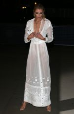 STELLA MAXWELL at Fashion for Relief Gala 2019 in London 09/14/2019