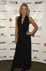 STEPHANIE WARING at Boot Out Cancer Charity Ball in Manchester 09/07/2019