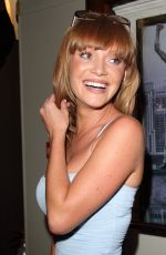 SUMMER MONTEYS-FULLAM at The Heartbeat of Home Press Night in London 09/11/2019