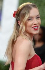SYDNEY SWEENEY at 71st Annual Creative Arts Emmy Awards in Los Angeles 09/2015/2019