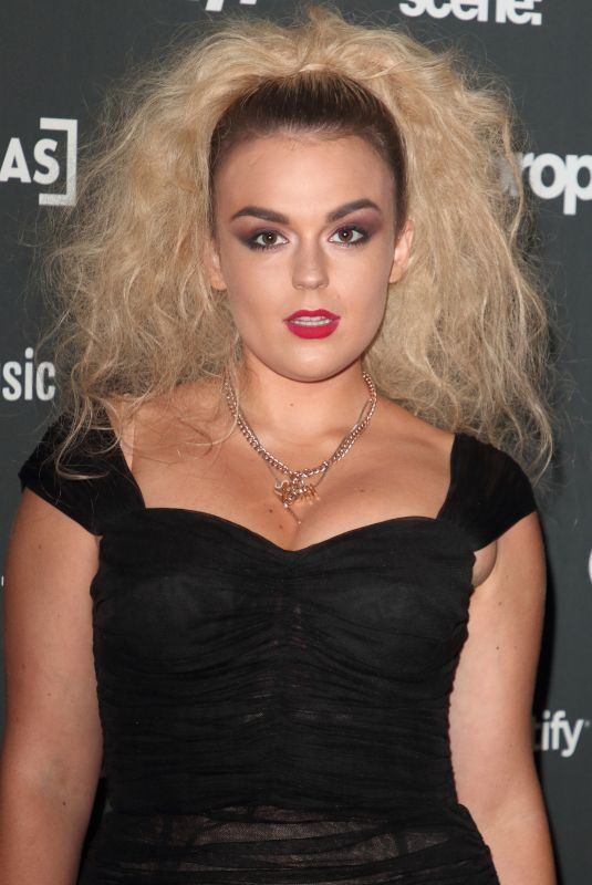 TALLIA STORM at AIM Independent Music Awards 2019 in London 09/04/2019