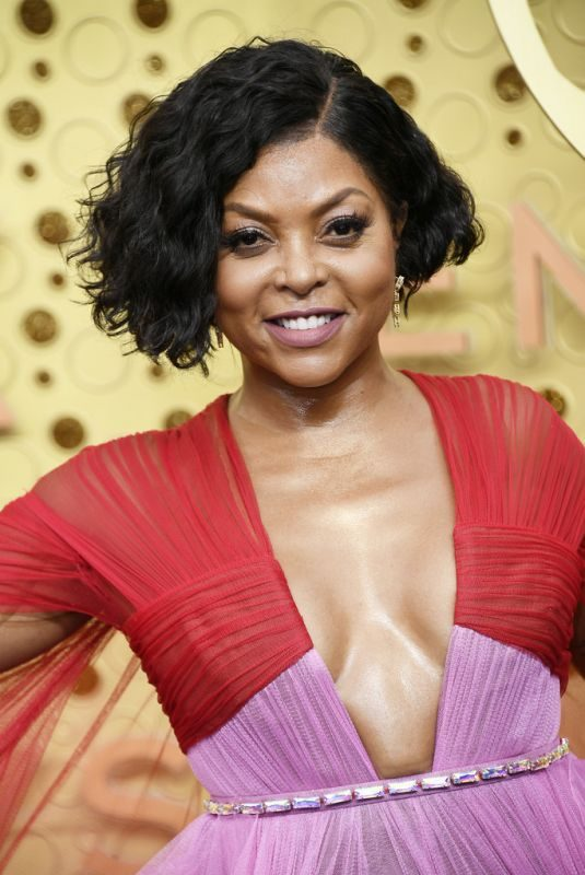TARAJI P. HENSON at 71st Annual Emmy Awards in Los Angeles 09/22/2019
