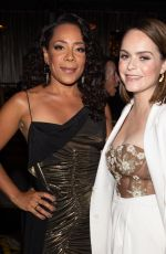 TARYN MANNING at Netflix Emmy Awards Party in Los Angeles 09/22/2019
