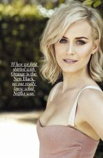 TAYLOR SCHILLING in Woman & Home South Africa, October 2019
