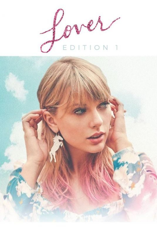 TAYLOR SWIFT – Lover Deluxe Album Journals, 2019