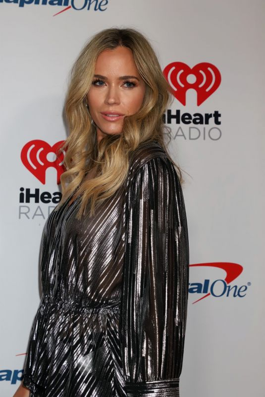 TEDDI JO MELLENCAMP at 2019 Iheartradio Music Festival in Las Vegas 09/21/2019