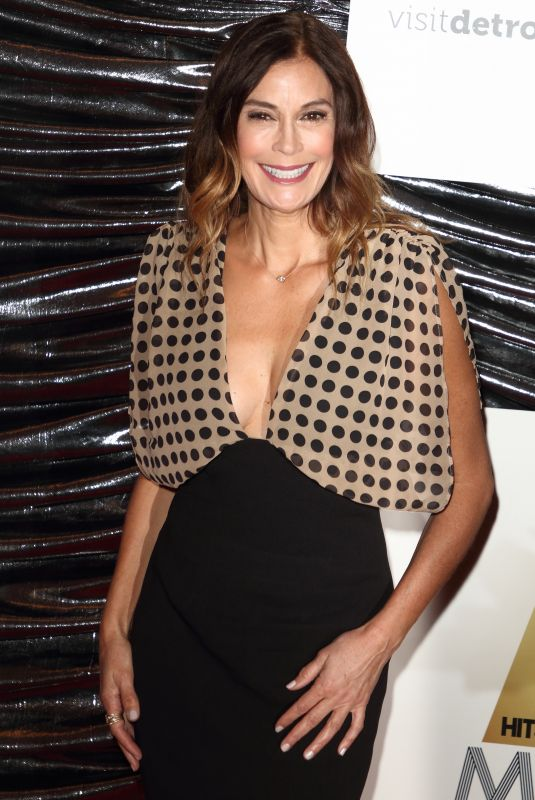 TERI HATCHER at Hitsville, the Making of Motown Premiere in London 09/23/2019