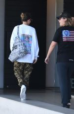 THYLANE BLONDEAU and Milane Meritte Out for Lunch in Beverly Hills 09/07/2019