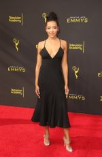 TINASHE at 71st Annual Creative Arts Emmy Awards in Los Angeles 09/2015/2019