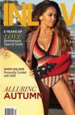 VANESSA MORGAN for Inlove Magazine, Fall 2019