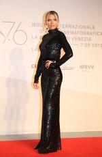 VERONICA FERRARO at Chiara Ferragni - Unposted Premiere at 76th Venice Film Festival 09/04/2019