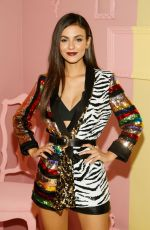 VICTORIA JUSTICE at Alice + Olivia by Stacey Bendet Fashion Show in New York 09/09/2019