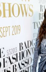 VICTORIA JUSTICE at BMW VIP Area at Spring Studios in New York 09/08/2019