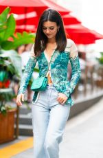 VICTORIA JUSTICE Out in New York 09/25/2019