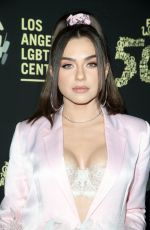 VICTORIA KONEFAL at Los Angeles LGBT Center 50th Anniversary in Los Angeles 09/21/2019