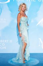 VICTORIA SILVSTEDT at Gala for the Global Ocean 2019 in Monte-Carlo 09/26/2019