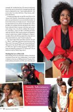 VIOLA DAVIS in People Magazine, September 2019