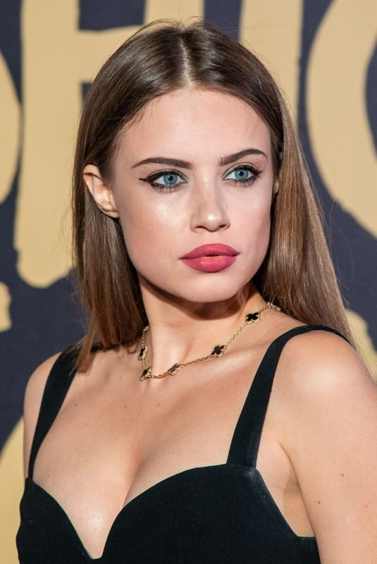 XENIA TCHOUMITCHEVA at Fashion for Relief Gala 2019 in London 09/14/2019