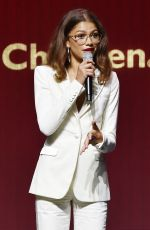 ZENDAYA at Save the Children's Gala in New York 09/12/2019