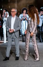 ZENDAYA at Tommynow Fall 2019 Show at New York Fashion Week 09/08/2019