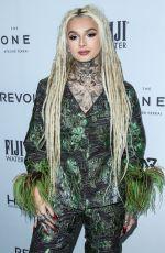 ZHAVIA WARD at Daily Front Row Fashion Media Awards at New York Fashion Week 09/05/2019