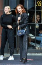 ZOEY DEUTCH Out and About in new York 09/10/2019