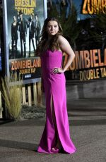 ABIGAIL BRESLIN at Zombieland: Double Tap Premiere in Westwood 10/10/2019