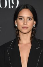 ADRIA ARJONA at 2019 Instyle Awards in Los Angeles 10/21/2019