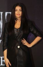 AISHWARYA RAI at Launch of Hindi Trailer of Maleficent 2 in Mumbai 10/14/2019