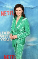 AISLING BEA at Living with Yourself Premiere at Arclight Cinemas in Los Angeles 10/16/2019