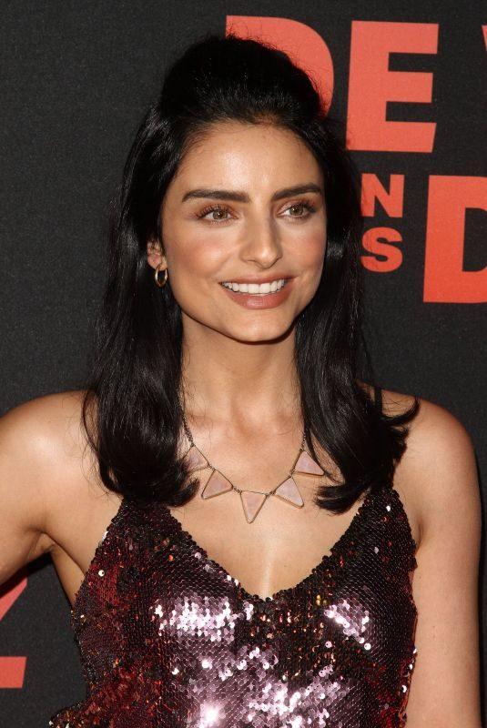 AISLINN DERBEZ at De Viaje Con Los Derbez TV Show Premiere in Los Angeles 10/15/2019