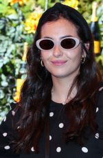ALANNA MASTERSON at Veuve Clicquot Polo Classic at Will Rogers State Park in Los Angeles 10/05/2019
