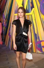 ALESSANDRA BALAZS at Louis Vuitton Maison Store Launch Party in London 10/23/2019