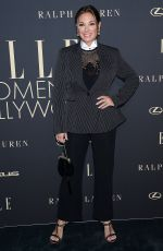 ALEX MENESES at Elle Women in Hollywood Celebration in Los Angeles 10/14/2019