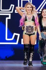 ALEXA BLISS at WWE Hell in a Cell in Sacramento 10/06/2019
