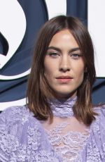 ALEXA CHUNG at Bof 500 Gala at Paris Fashion Week 09/30/2019